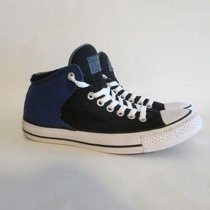 Converse Chuck Taylor All Star Blue High Tops 7